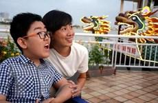 Cậu bé bại não Nguyễn Minh Châu và những ước mơ vì cộng đồng