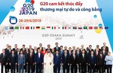 [Infographics] G20 cam kết thúc đẩy thương mại tự do và công bằng
