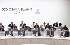 Hội nghị G20: Thủ tướng nêu sáng kiến của Việt Nam vì đại dương xanh