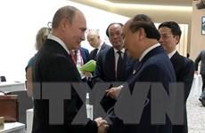 G20: Thủ tướng Nguyễn Xuân Phúc gặp gỡ các nhà lãnh đạo thế giới