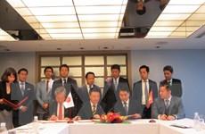Các tập đoàn hàng đầu của Nhật cam kết đầu tư gần 4 tỷ USD vào Hà Nội