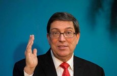 Bộ trưởng Ngoại giao Cuba phản đối biện pháp trừng phạt mới của Mỹ