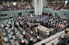 Quốc hội Australia thông qua dự luật cắt giảm thuế thu nhập