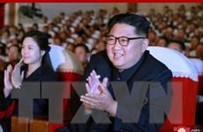 Triều Tiên: Ông Kim Jong-un là nguyên thủ quốc gia chính thức