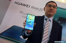 Huawei ra mắt điện thoại thông minh mới tại thị trường Kuwait