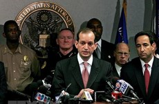 Bộ trưởng Lao động Mỹ từ chức vì liên quan đến vụ giảm án mại dâm