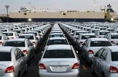 Doanh số bán của các hãng xe Nhật Bản tăng mạnh tại Hàn Quốc