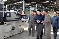 Tân Thủ tướng Triều Tiên kêu gọi mọi cách đảm bảo nguồn nước chống hạn