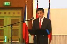 Giao lưu ngoại giao tăng cường phát triển quan hệ Việt Nam-EU