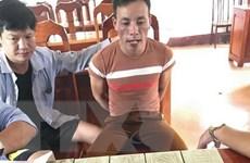 Điện Biên: Bắt giữ 2 đối tượng vận chuyển trái phép 10 bánh heroin