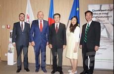 Séc mong muốn tăng hợp tác thương mại toàn diện với Việt Nam