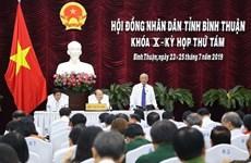 Bình Thuận: Nhiều dự án bất động sản chưa đủ điều kiện đã rao bán