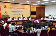 Khoảng 500 đại biểu dự Hội nghị Xúc tiến đầu tư tại tỉnh Kiên Giang