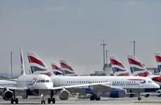 Hãng hàng không British Airways nối lại chuyến bay tới Cairo