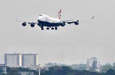 Sự cố kiểm soát không lưu gây gián đoạn hoạt động tại 2 sân bay Anh