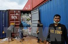 Indonesia có kế hoạch thắt chặt nhập khẩu rác thải nhựa