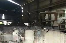 Nổ trong nhà máy thép tại Ấn Độ, nhiều người thương vong