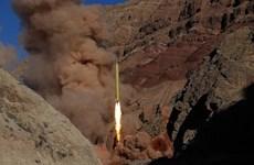 Truyền thông Iran nói hoạt động thử tên lửa 'mang tính phòng thủ'