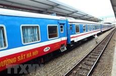 Vận tải hàng hóa đường sắt sụt giảm mạnh trong 6 tháng qua