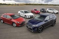 Toyota tiếp tục là nhà sản xuất xe ôtô phổ biến nhất của Australia