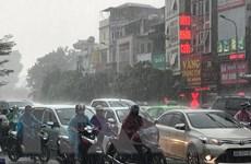 Bắc Bộ và các tỉnh Bắc Trung Bộ sẽ có mưa to đến rất to