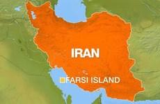 Iran bắt giữ một tàu chở dầu của nước ngoài tại vùng Vịnh