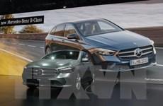 Mercedes-Benz thu hồi ôtô ở Trung Quốc do bộ xúc tác khí thải bị lỗi
