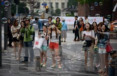 Nhật Bản khuyến cáo công dân khi đi du lịch sang Hàn Quốc