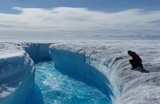 Kết thúc đợt băng tan kéo dài kỷ lục tại Greenland