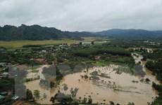 Mưa lớn kéo dài nhiều ngày gây thiệt hại tại tỉnh Lâm Đồng