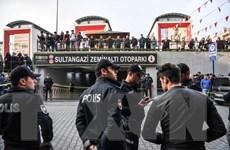Thổ Nhĩ Kỳ bắt 9 người Syria liên quan tới Nhà nước Hồi giáo