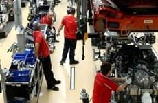 Xuất khẩu giảm mạnh làm gia tăng lo ngại về kinh tế Đức