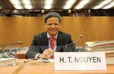 Việt Nam đóng góp vào chủ đề mới của ILC về tác động nước biển dâng