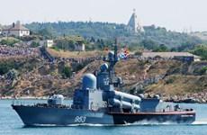 Ukraine khám xét một tàu chở dầu của Nga bên bờ Biển Đen