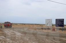 Phú Yên rà soát, thu hồi các mỏ khai thác cát trong lòng dự án kè sông
