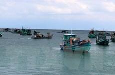 """Kiểm soát chặt tàu ra vào tại các cảng cá nhằm gỡ """"thẻ vàng"""""""