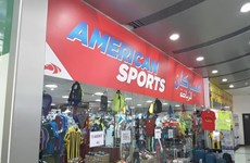 Thương chiến với Trung Quốc ảnh hưởng đến kinh doanh đồ thể thao Mỹ