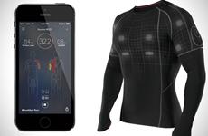 """Quần áo """"thông minh"""" - một bước tiến mới về công nghệ"""