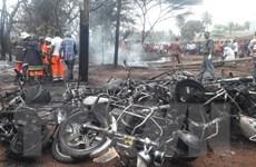 Điện chia buồn về vụ nổ xe bồn chở nhiên liệu ở thành phố Morogoro