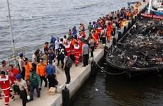 14 người thiệt mạng do tai nạn tàu thủy ở Indonesia và Trung Quốc