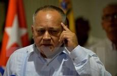 Mỹ bí mật liên lạc với Phó Chủ tịch thứ nhất PSUV của Venezuela