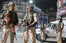 Ấn Độ: Lực lượng an ninh ngăn chặn biểu tình bạo lực tại Kashmir