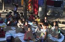 UNHCR và Bangladesh xúc tiến kế hoạch hồi hương người tị nạn Rohingya