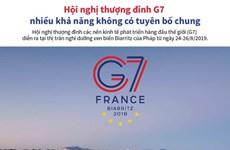 Hội nghị thượng đỉnh G7 nhiều khả năng không có tuyên bố chung