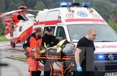 Hơn 100 người thương vong do sét đánh tại Ba Lan và Slovakia