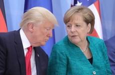 Tổng thống Mỹ hy vọng không phải áp thuế đối với xe ôtô của Đức
