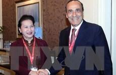 Chủ tịch Quốc hội: Đưa quan hệ Việt Nam và Maroc lên tầm cao mới