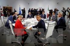 G7: Cam kết ứng phó với rủi ro suy giảm kinh tế toàn cầu