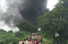 Hơn 60 người thương vong trong vụ nổ nhà máy hóa chất ở miền Tây Ấn Độ