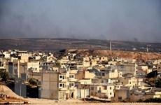 Syria: Tấn công tên lửa tiêu diệt 40 phiến quân tại Idlib